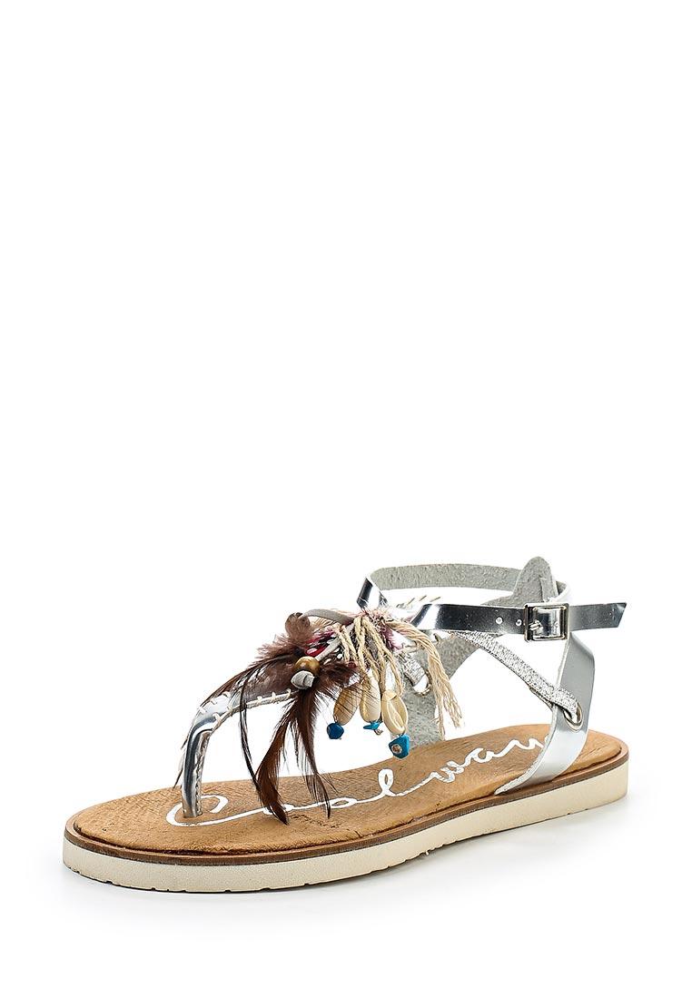 Женские сандалии Coolway HONOLULU_SLV