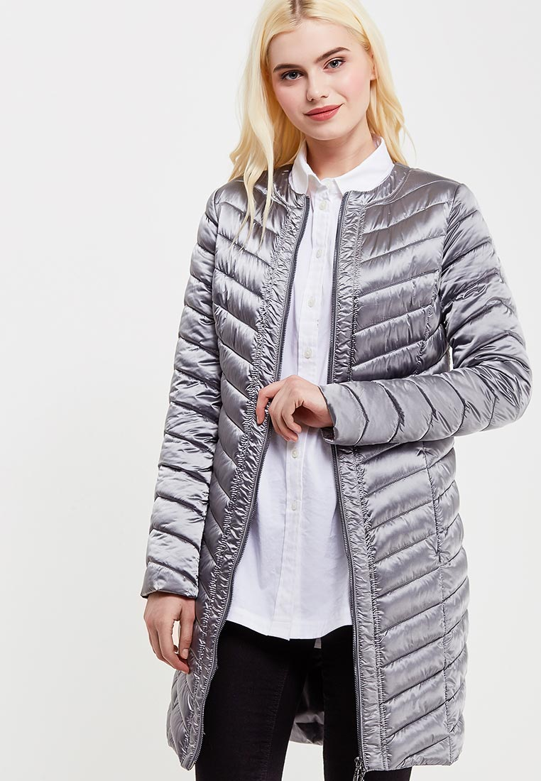 Утепленная куртка Conso Wear SL180109 - metal grey