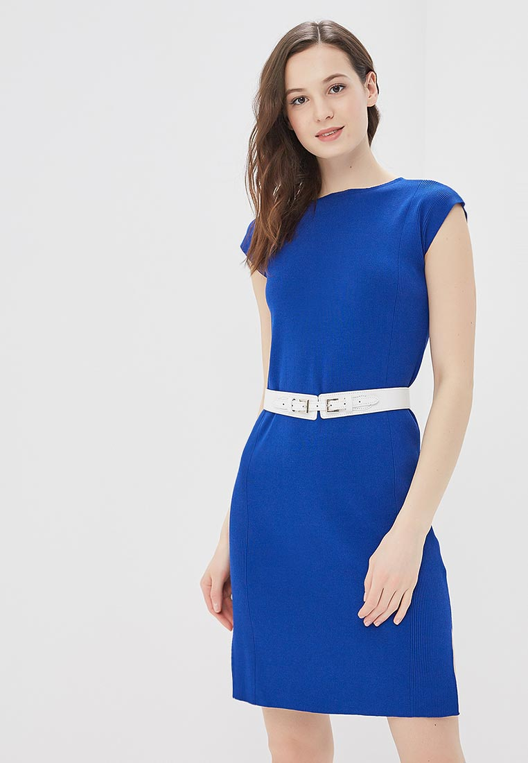Платье Conso Wear KWDM180755 - royal blue