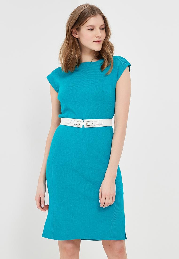 Платье Conso Wear KWDM180755 - turquoise
