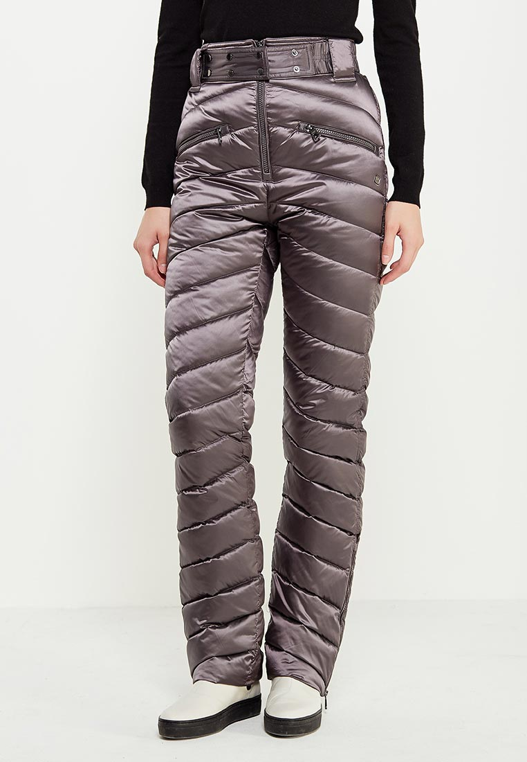 Женские утепленные брюки Conso Wear WP170552 - iron