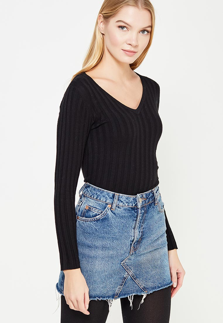 Пуловер Conso Wear KWJS170753 - black