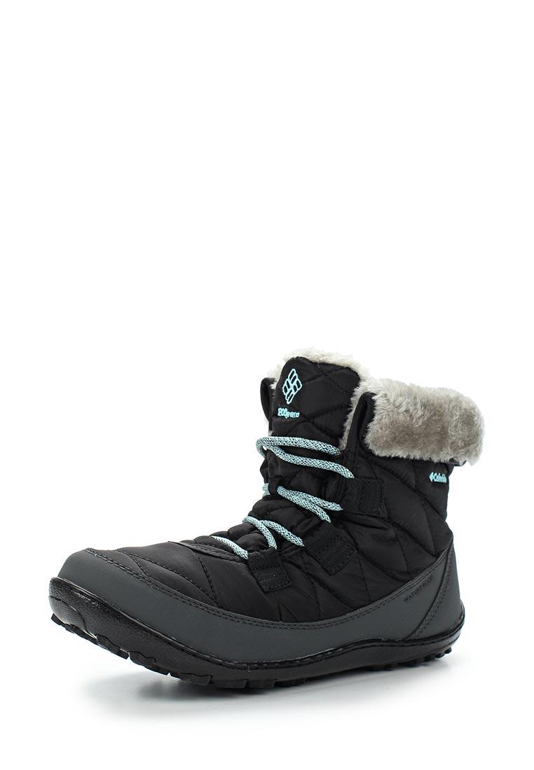 Ботинки для девочек Columbia 1709751