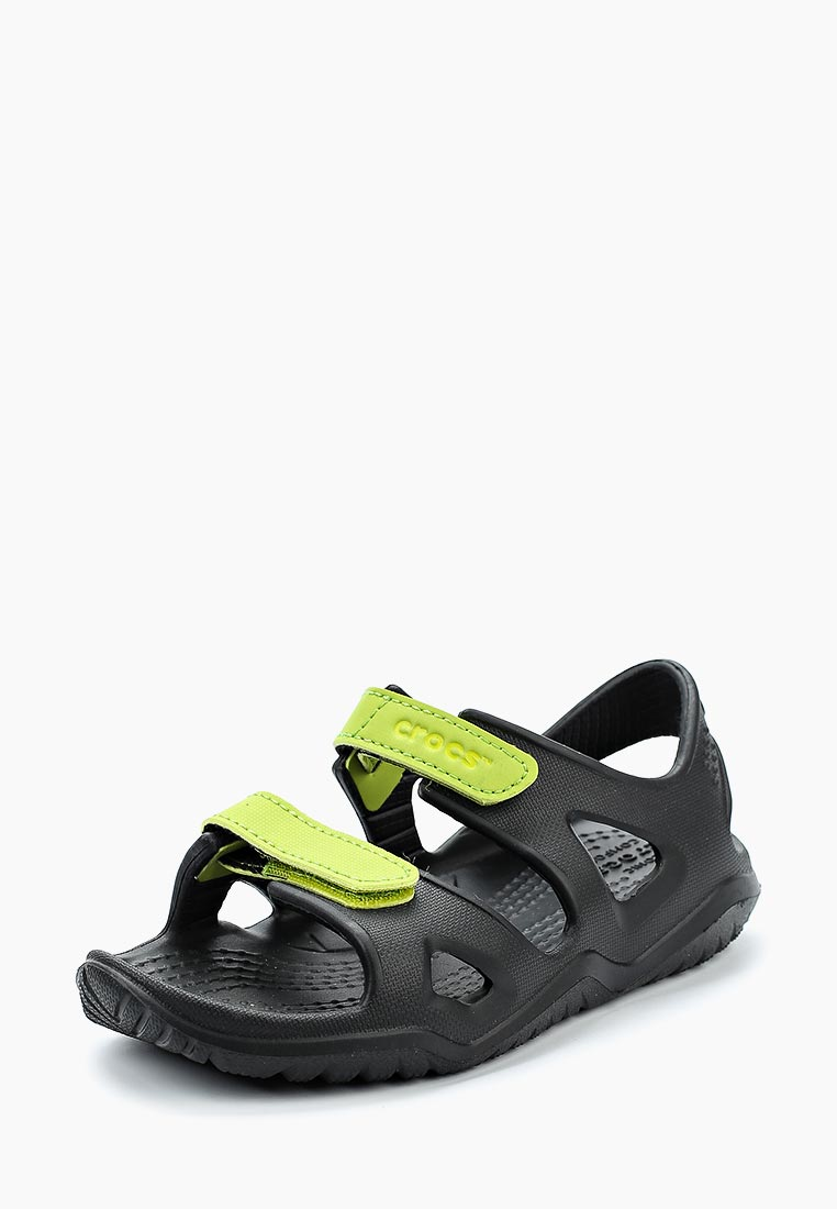 Сандалии для мальчиков Crocs (Крокс) 204988-09W