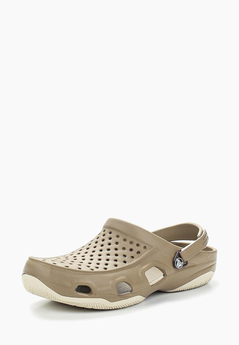 Мужская резиновая обувь Crocs (Крокс) 203981-26P