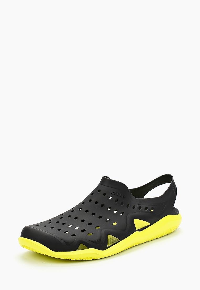 Мужская резиновая обувь Crocs (Крокс) 203963-0DW