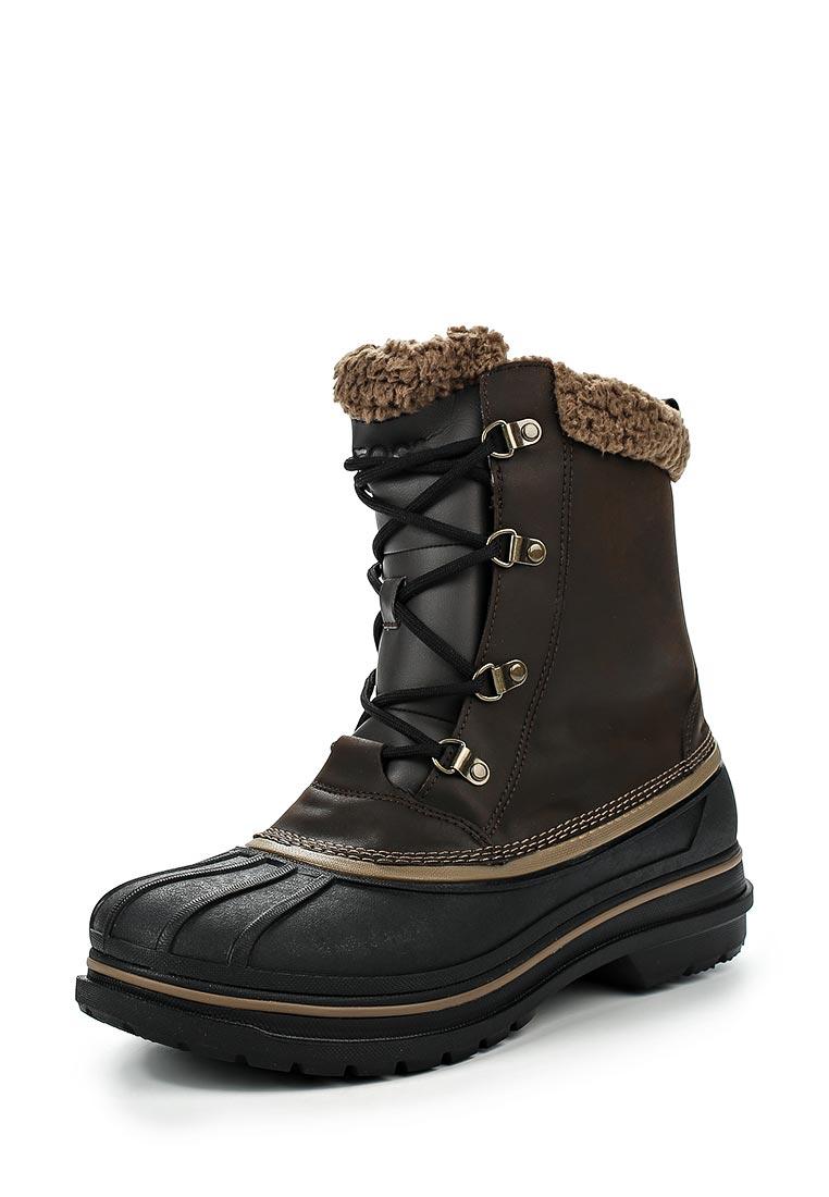 Мужские резиновые полусапоги Crocs (Крокс) 203394-23K