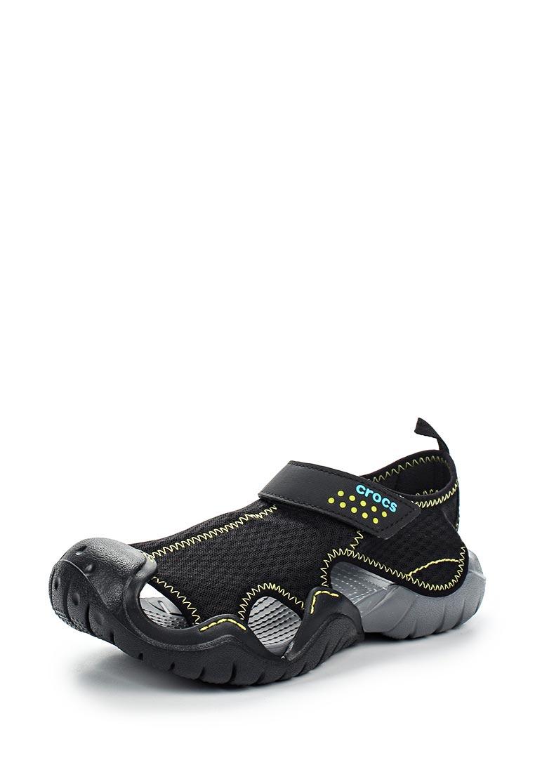 Мужские сандалии Crocs (Крокс) 15041-070
