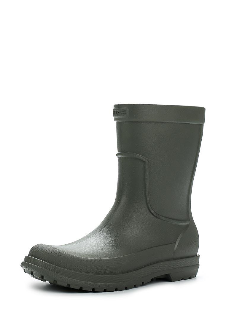 Мужские резиновые сапоги Crocs (Крокс) 204862-3M9