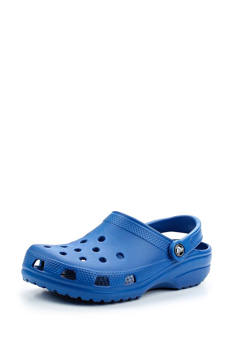 Женская резиновая обувь Crocs (Крокс) 10001-4GX