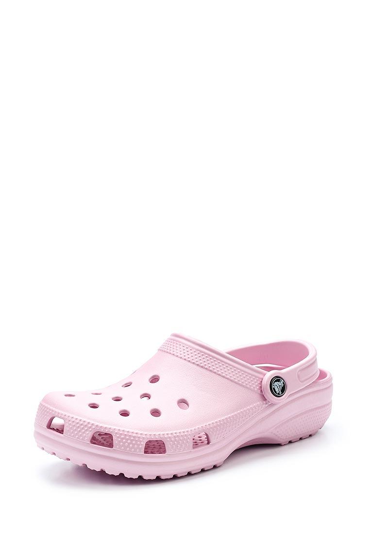 Женская резиновая обувь Crocs (Крокс) 10001-6GD