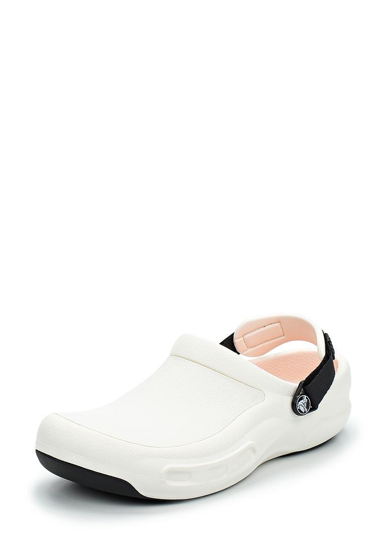 Женская резиновая обувь Crocs (Крокс) 15010-100