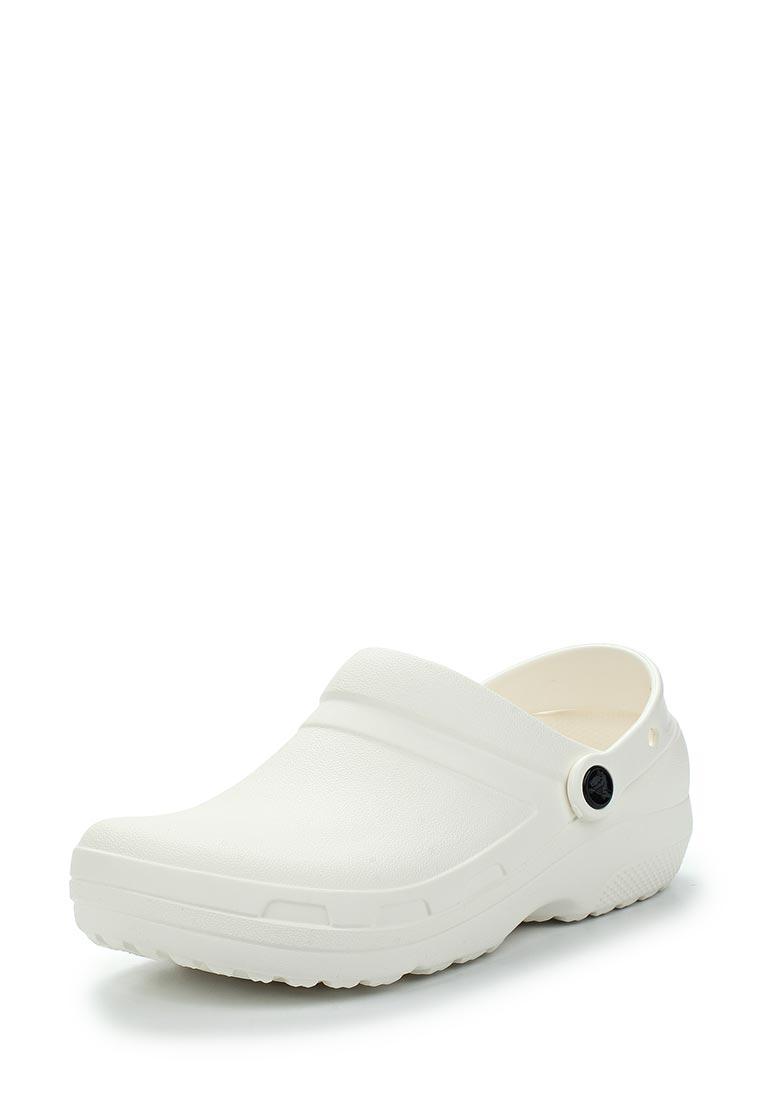 Женская резиновая обувь Crocs (Крокс) 204590-100