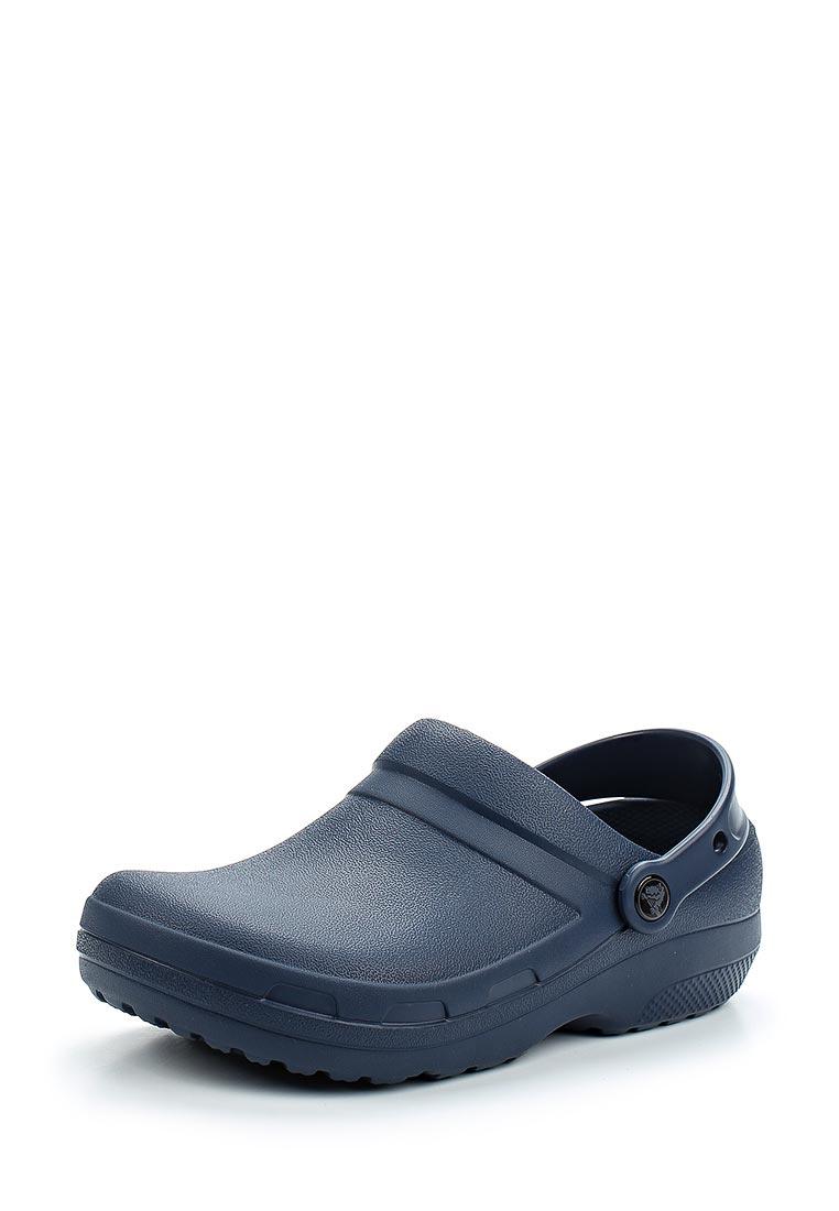 Женская резиновая обувь Crocs (Крокс) 204590-410