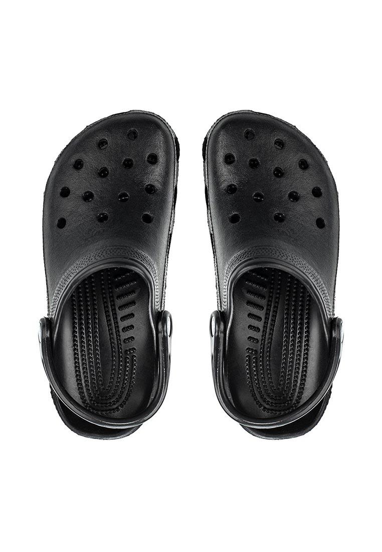 Мужская резиновая обувь Crocs (Крокс) 10001-001
