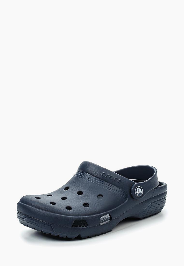 Женская резиновая обувь Crocs (Крокс) 204151-410
