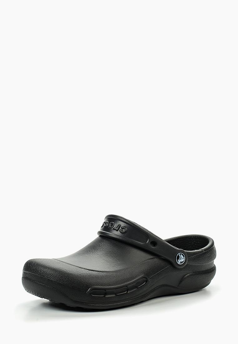 Женская резиновая обувь Crocs (Крокс) 10073-001
