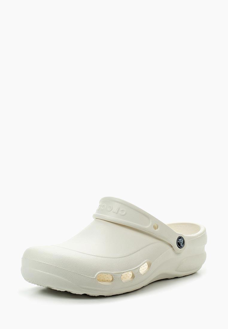 Женская резиновая обувь Crocs (Крокс) 10074-100