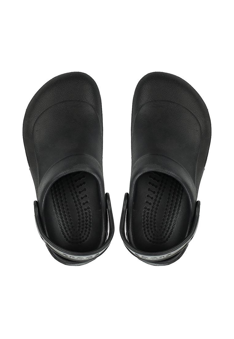 Женская резиновая обувь Crocs (Крокс) 10075-001