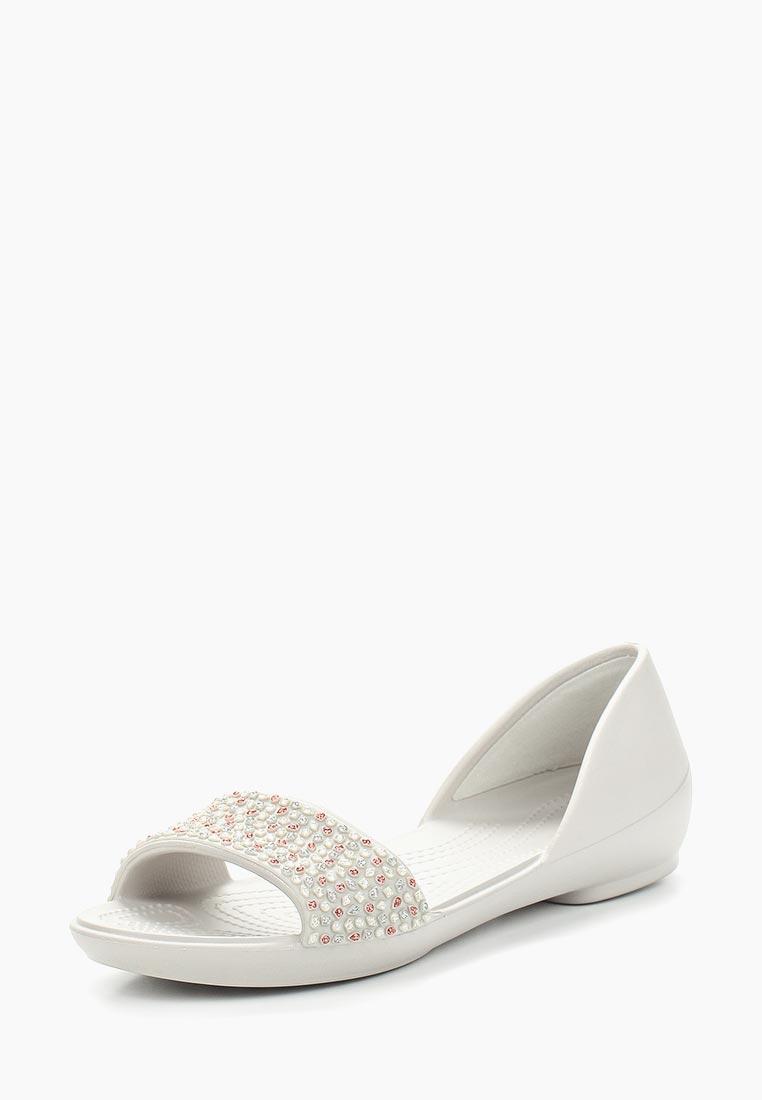 Женская резиновая обувь Crocs (Крокс) 204361-176