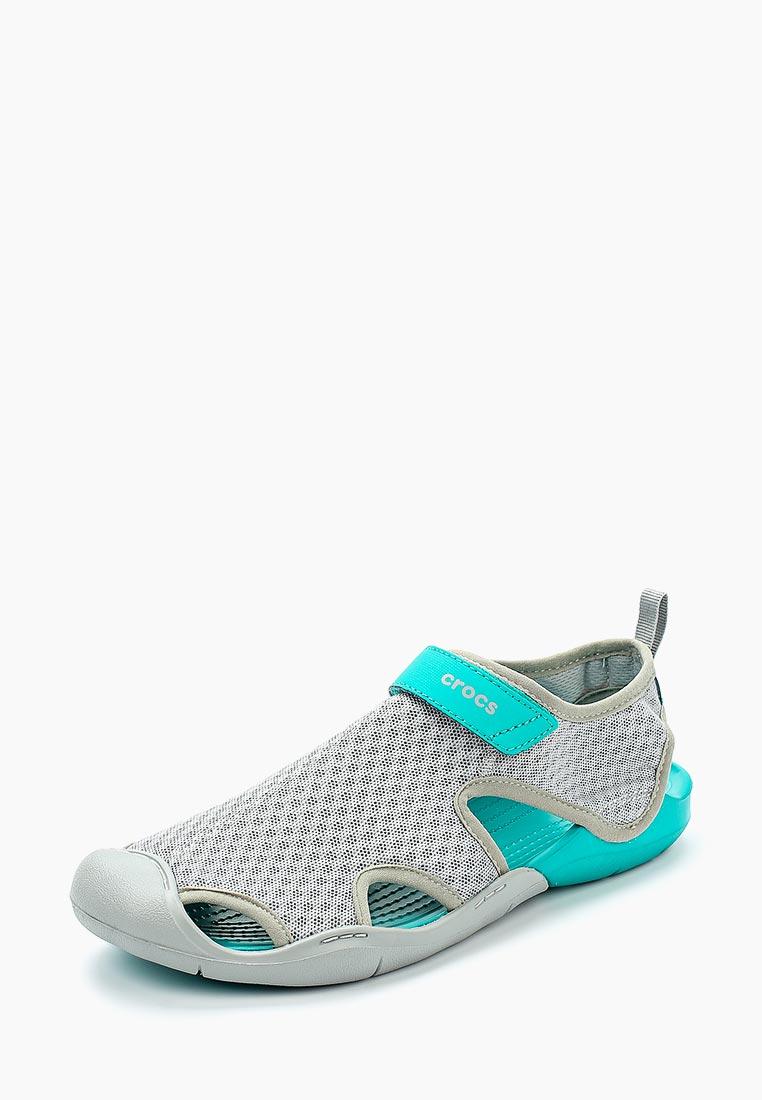 Женская акваобувь Crocs (Крокс) 204597-007