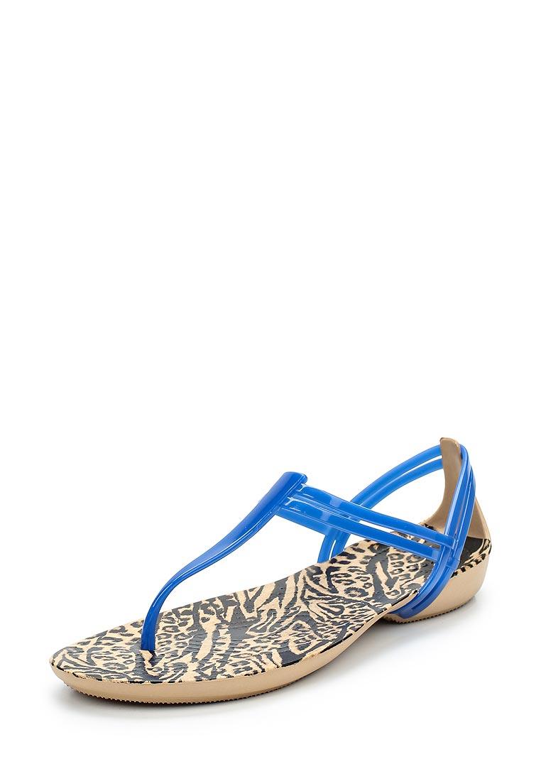 Женские спортивные сандалии Crocs (Крокс) 204859-4HS
