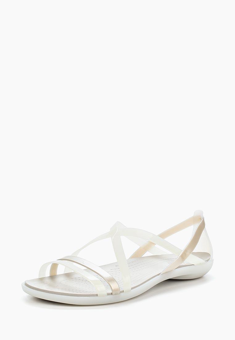 Женские сандалии Crocs (Крокс) 204915-17B