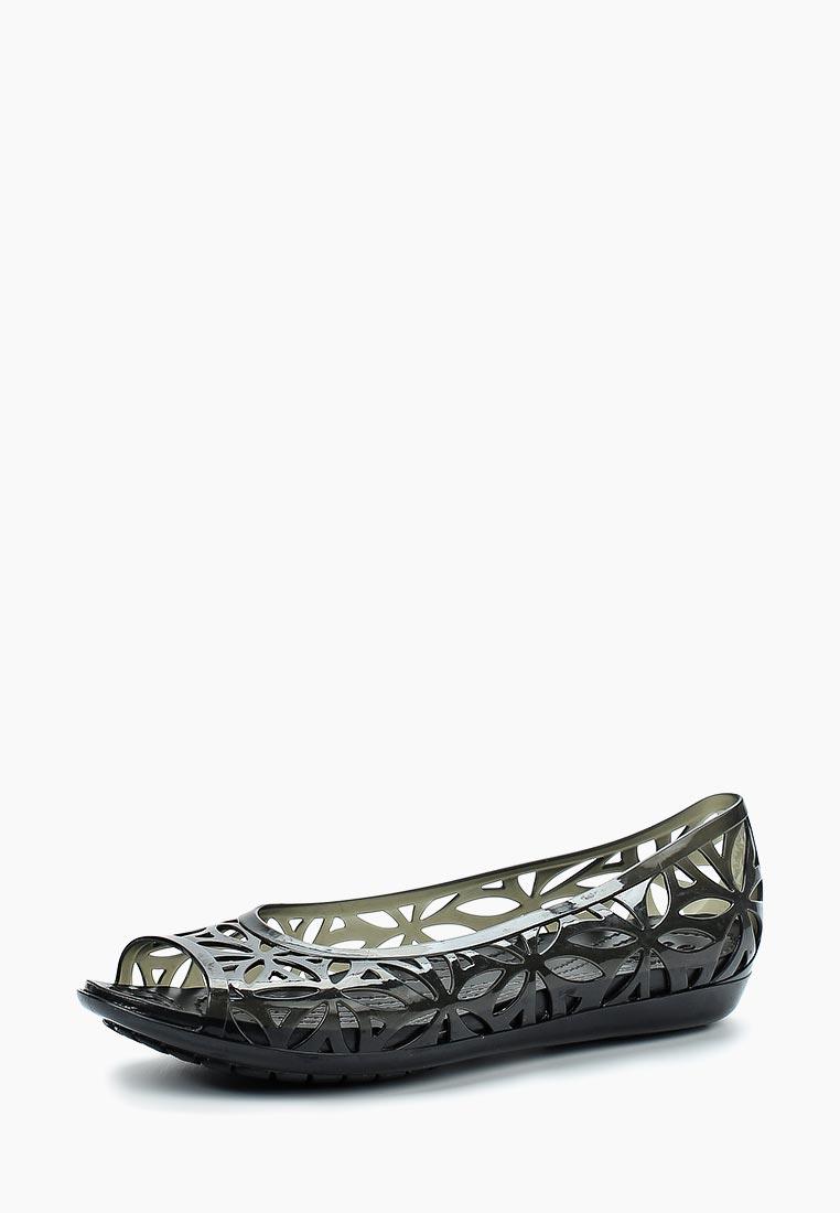 Женская резиновая обувь Crocs (Крокс) 204941-060