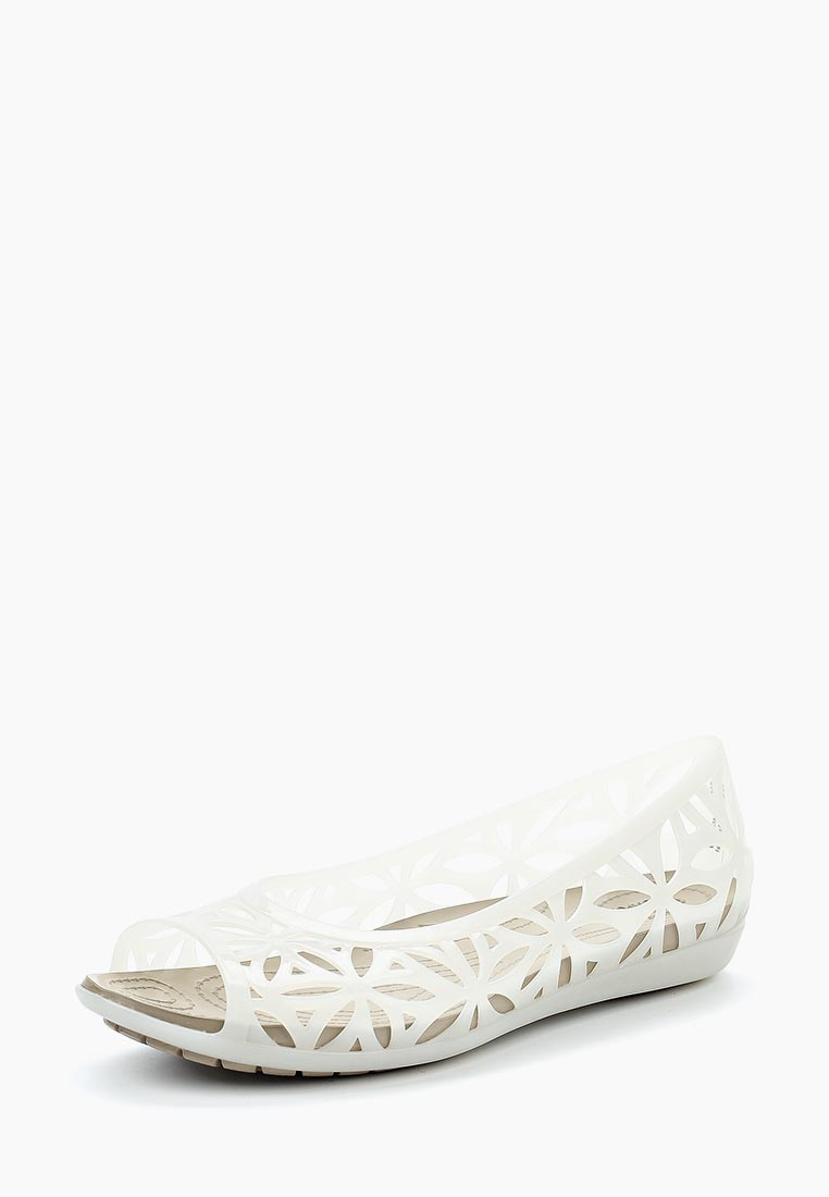 Женская резиновая обувь Crocs (Крокс) 204941-1C4