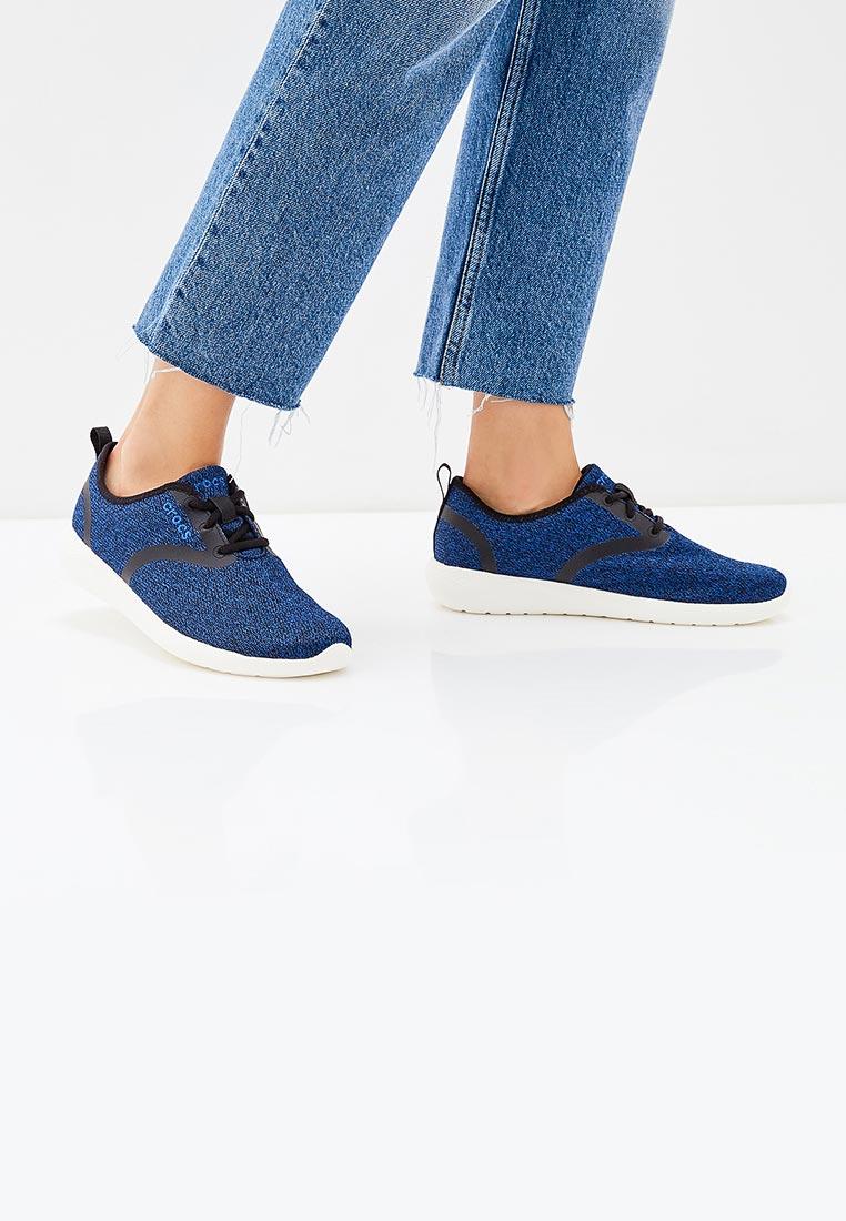 Женские кроссовки Crocs (Крокс) 205104-4HB: изображение 10