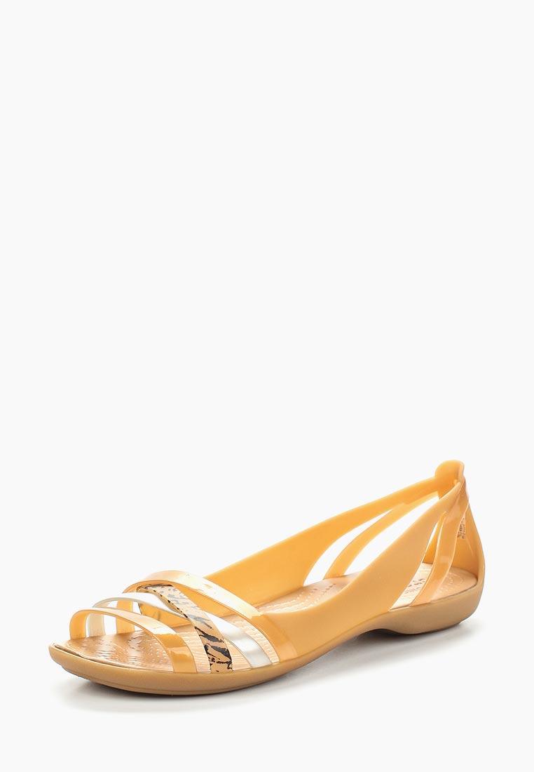 Женские сандалии Crocs (Крокс) 205147-276