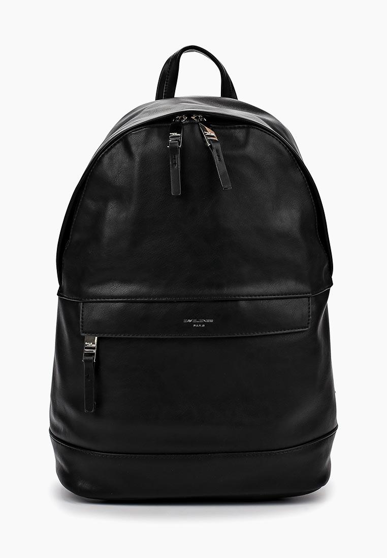 Городской рюкзак David Jones (Дэвид Джонс) 696604_черный