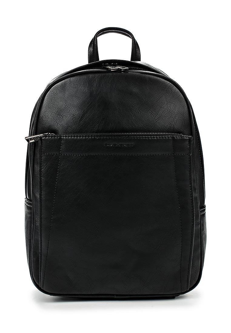 Городской рюкзак David Jones (Дэвид Джонс) 686604_черный