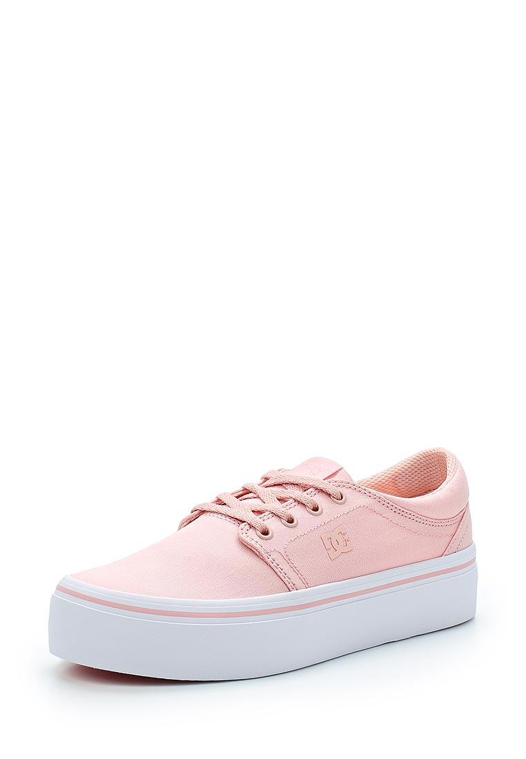 Женские кеды DC Shoes (ДС Шуз) ADJS300184