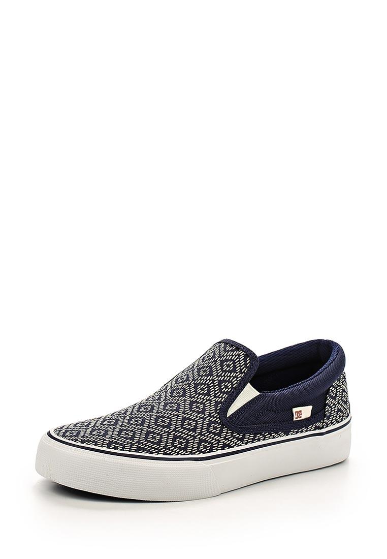 Женские слипоны DC Shoes ADJS300099