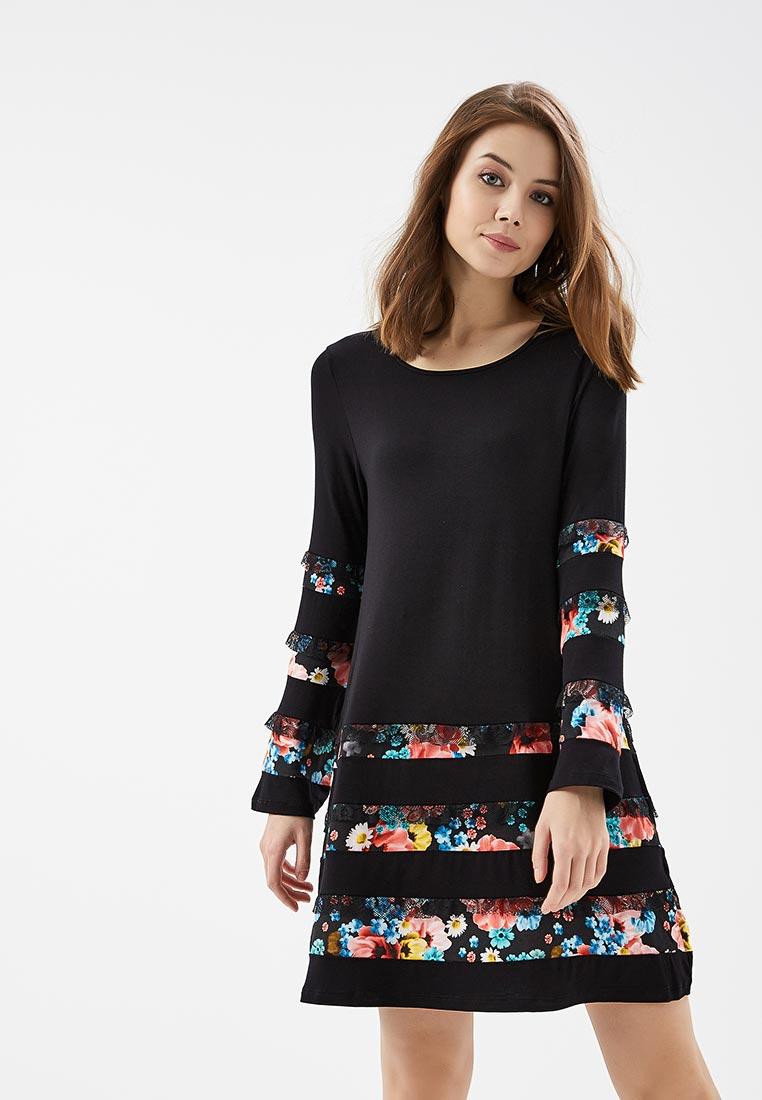 Платье Desigual (Дезигуаль) 18SWVKBB