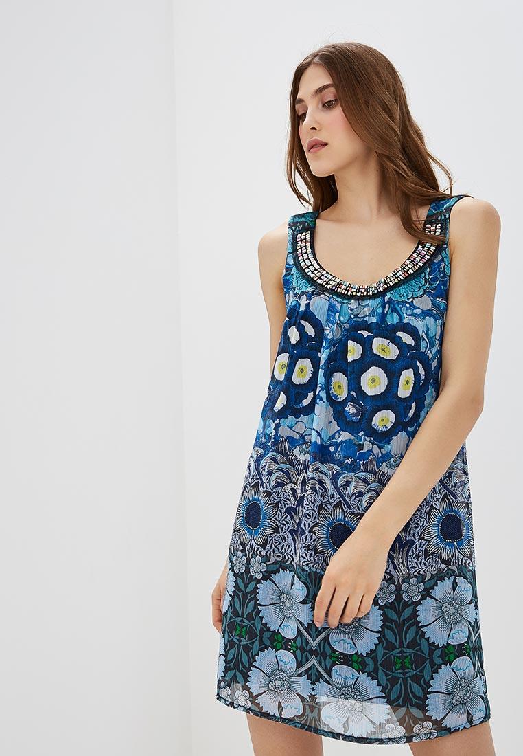Платье Desigual (Дезигуаль) 18SWVWE5