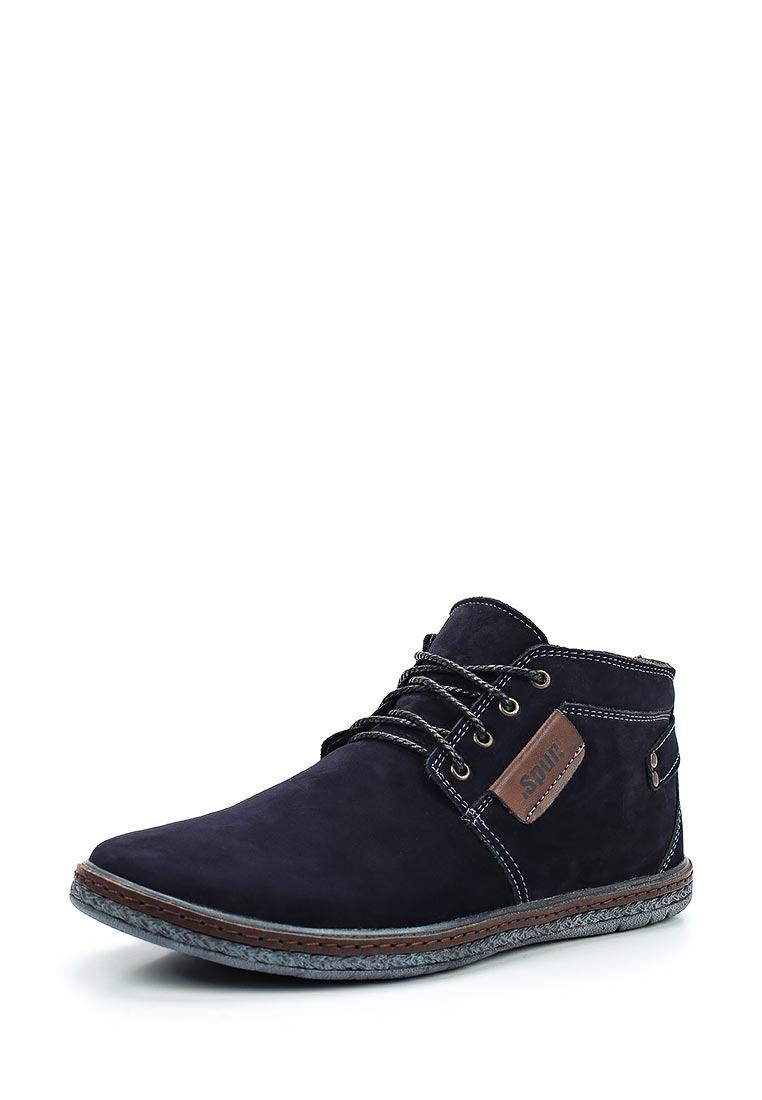 Мужские ботинки Der Spur 2SSA_594_DBLUE.N
