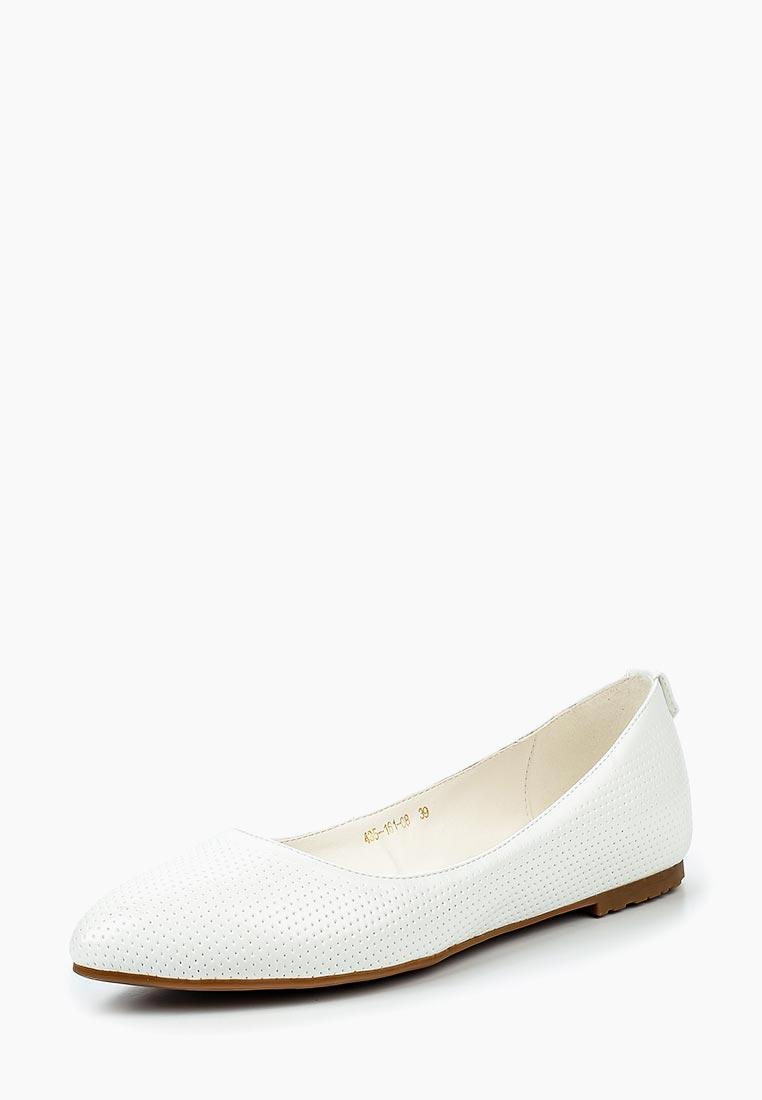 Женские балетки Dino Ricci Select 435-161-08