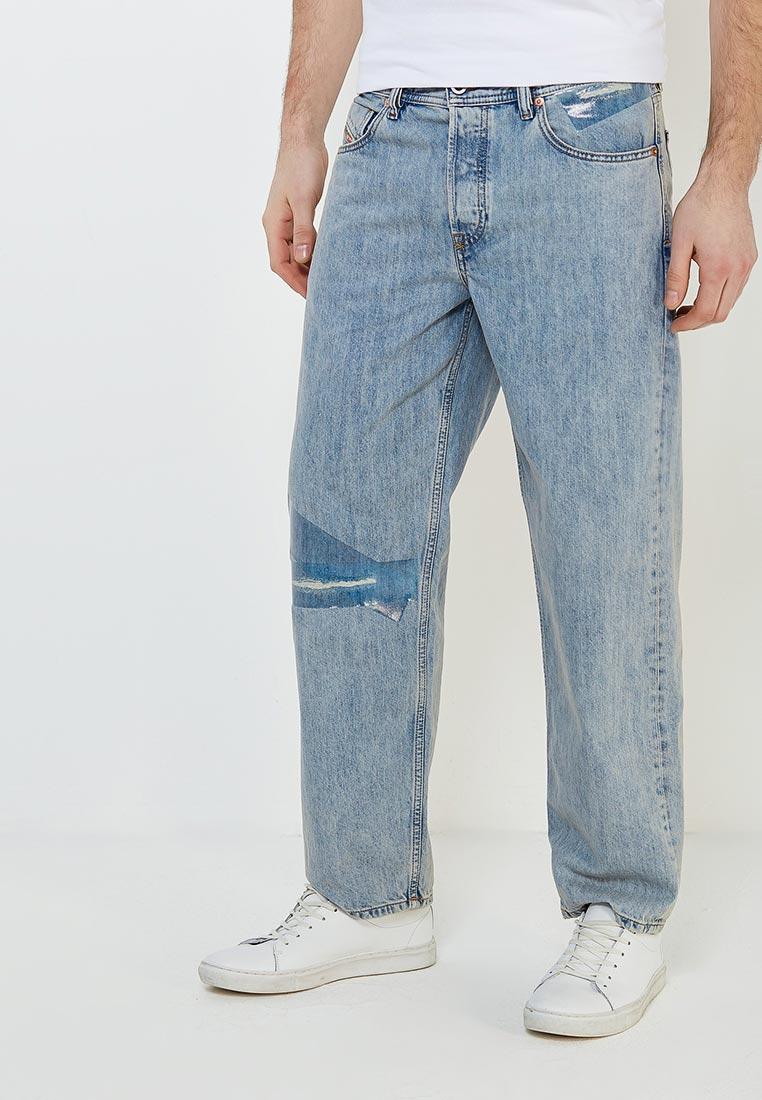 Мужские прямые джинсы Diesel (Дизель) 00SD5V084SX