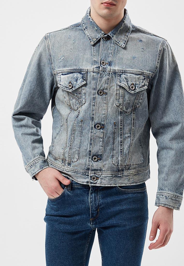 Джинсовая куртка Diesel (Дизель) 00S8SN084SG