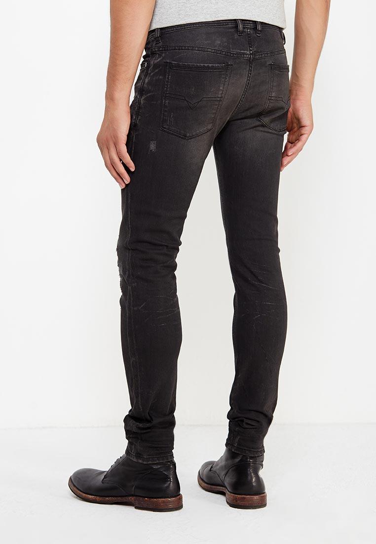 Зауженные джинсы Diesel (Дизель) 00S7VG.0676P: изображение 7