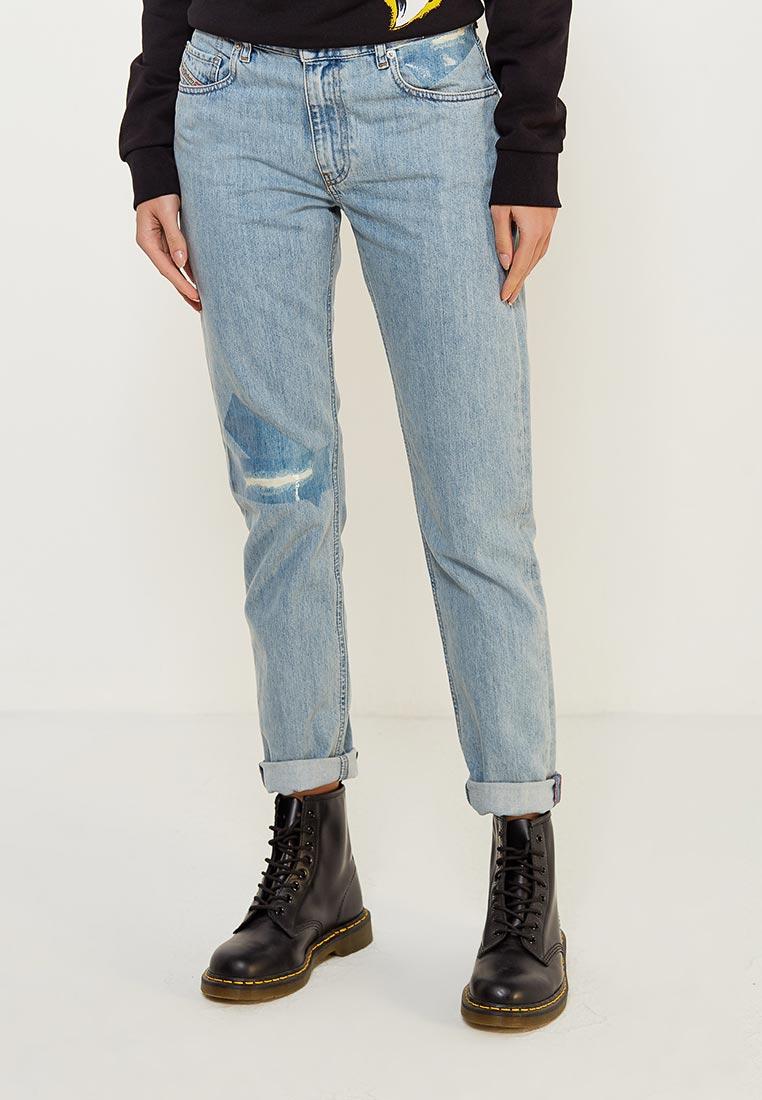 Зауженные джинсы Diesel (Дизель) 00SAUJ084SX