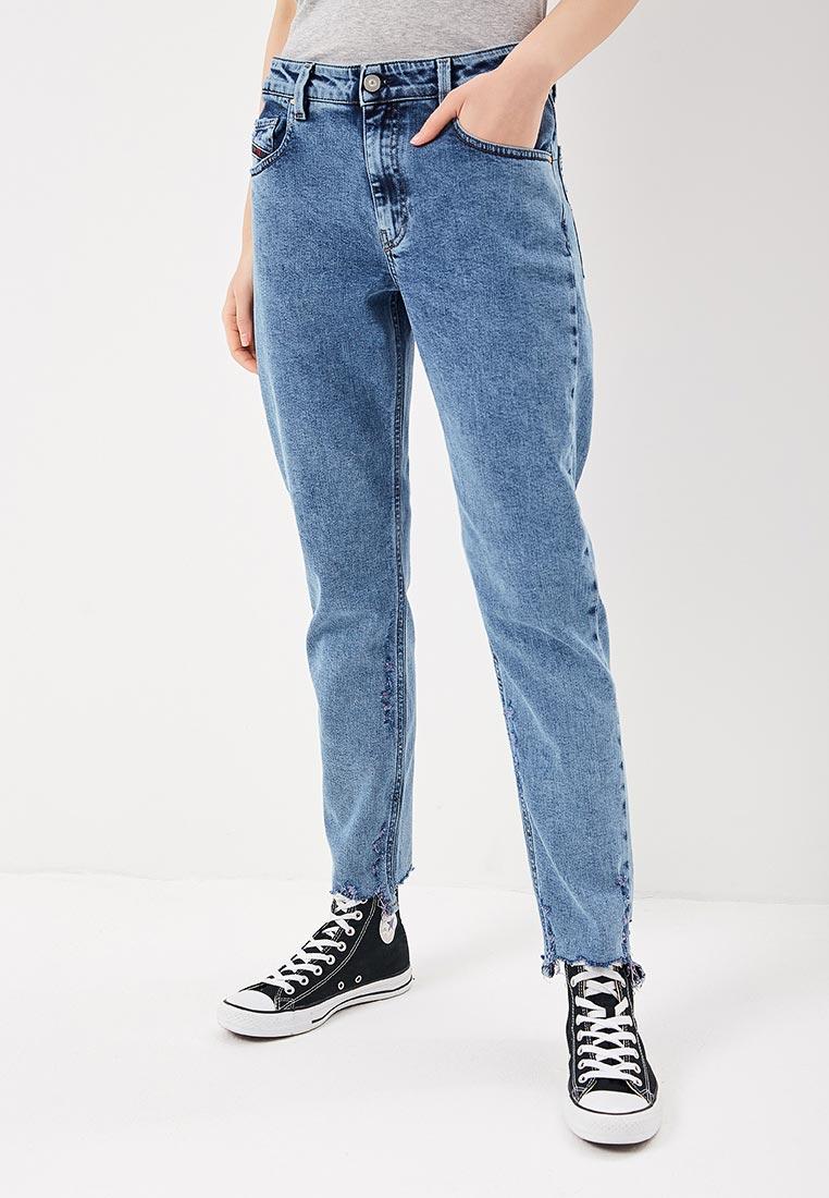 Прямые джинсы Diesel (Дизель) 00SAUJ084TM