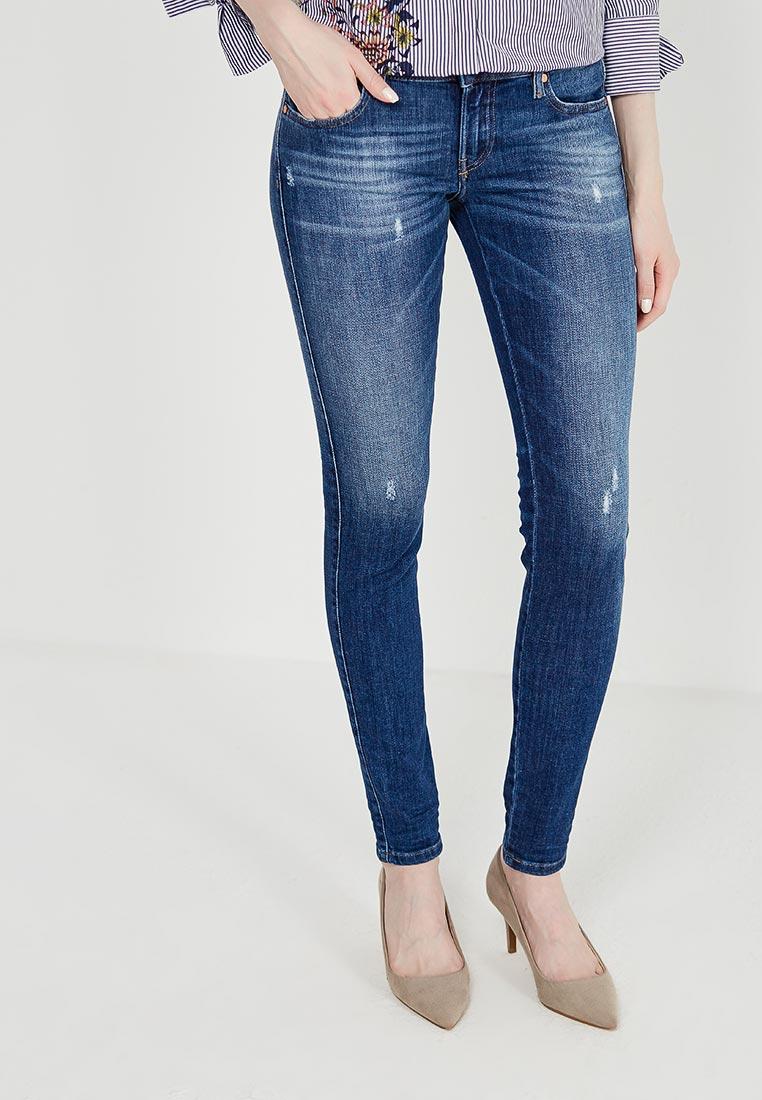 Зауженные джинсы Diesel (Дизель) 00S0DW084QJ