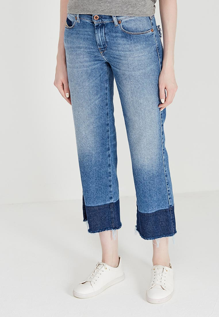 Зауженные джинсы Diesel (Дизель) 00SDKD084TF