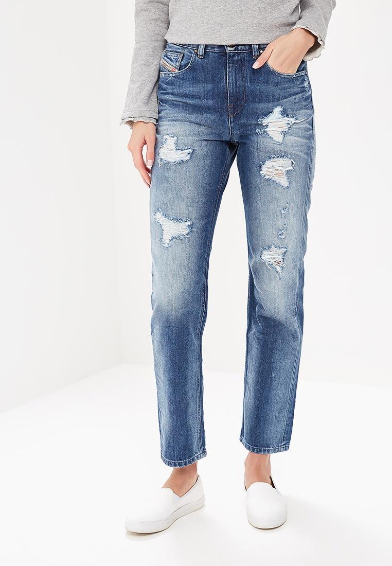 Прямые джинсы Diesel (Дизель) 00SM690848I: изображение 4