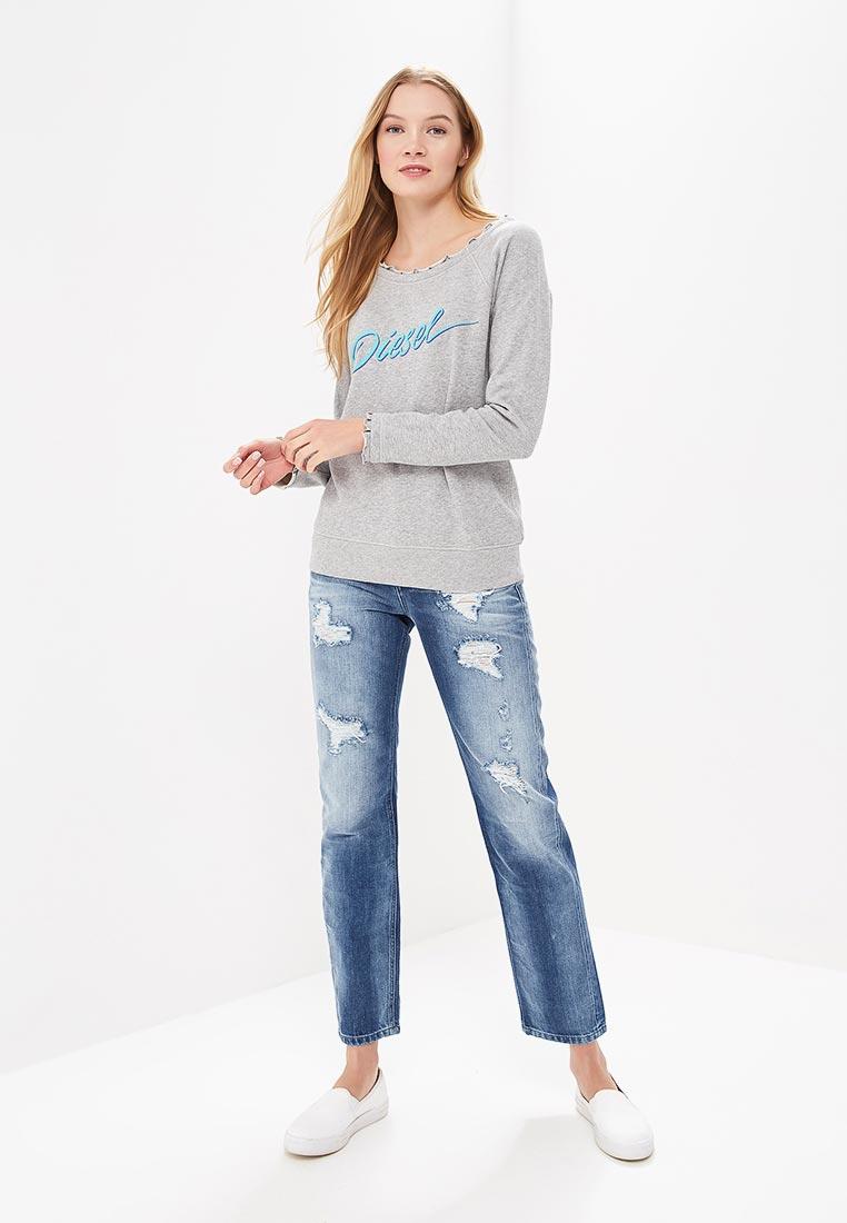 Прямые джинсы Diesel (Дизель) 00SM690848I: изображение 5