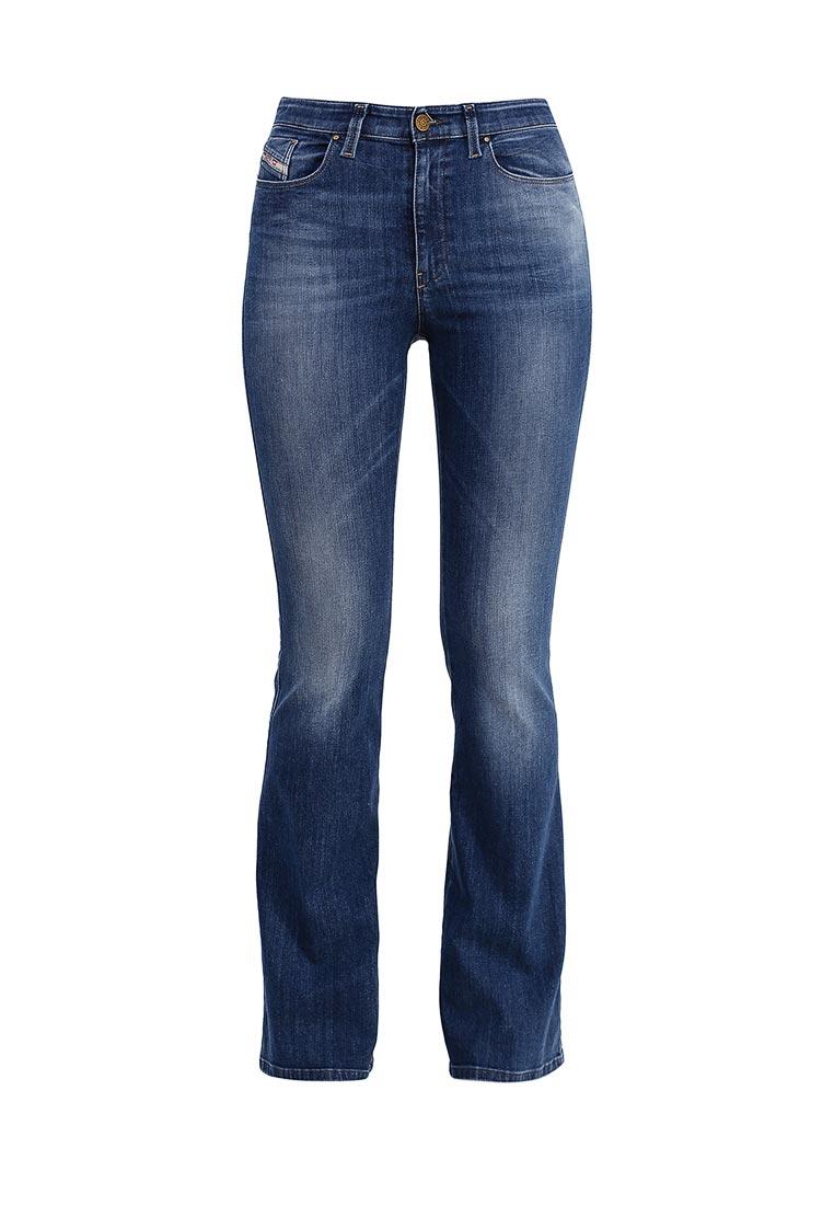 Широкие и расклешенные джинсы Diesel (Дизель) 00SN7G.0826F