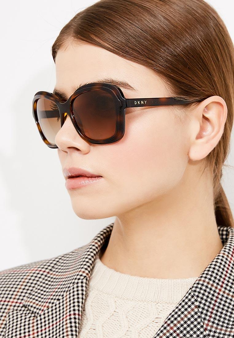 Женские солнцезащитные очки DKNY 0DY4147